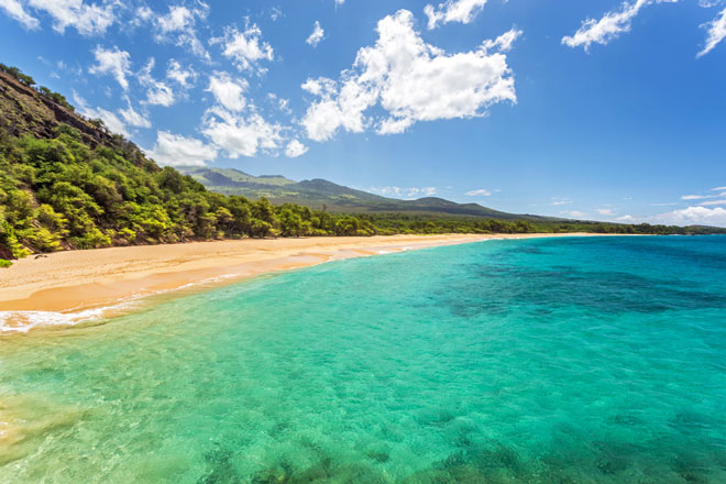 Maui - Makena Beach