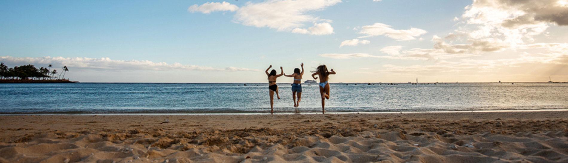 Hawaii mit Kindern