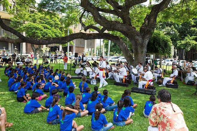 Hawaii Reisezeit Lolani