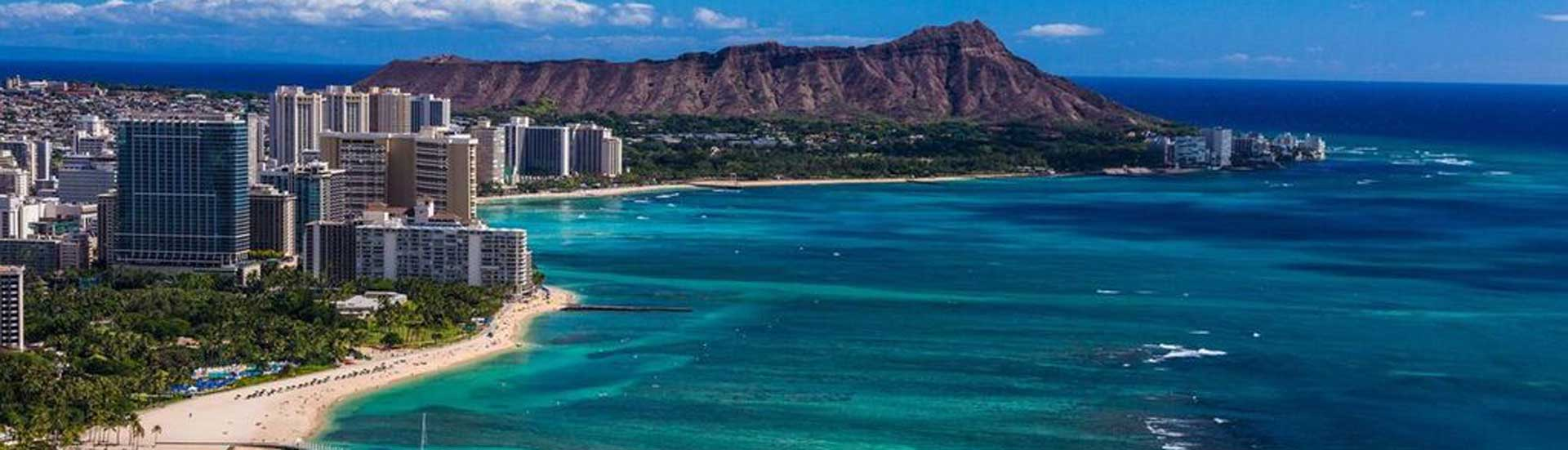 Diamond Head Hawaii – Honolulus Wahrzeichen