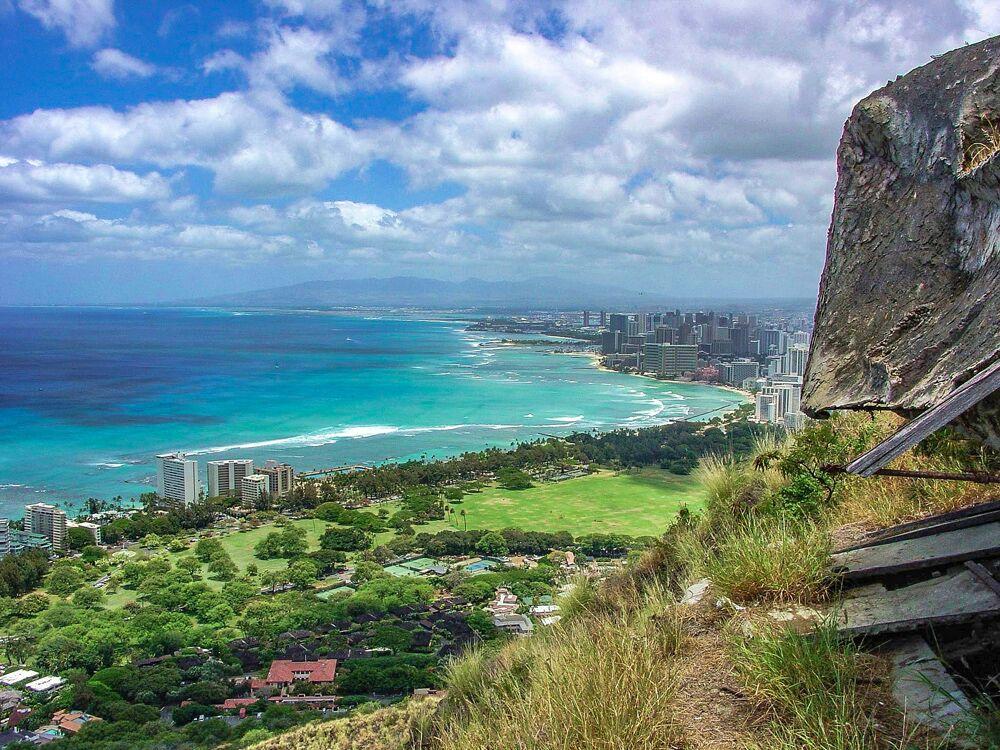 Oahu Küste