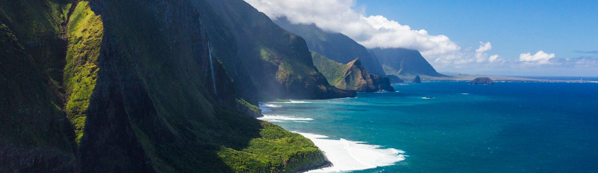Molokai Sehenswürdigkeiten: Urlaub in entspanntem Hawaii-Feeling