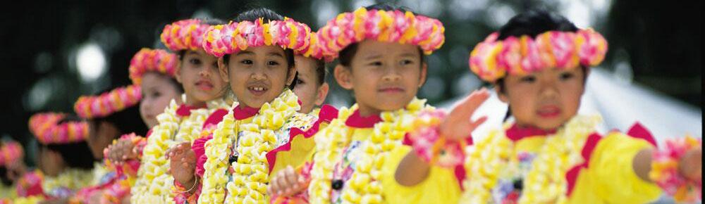 Hawaii Einwohner