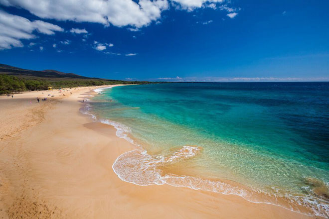 Strand, Hawaii